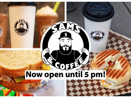 Sams & Coffee